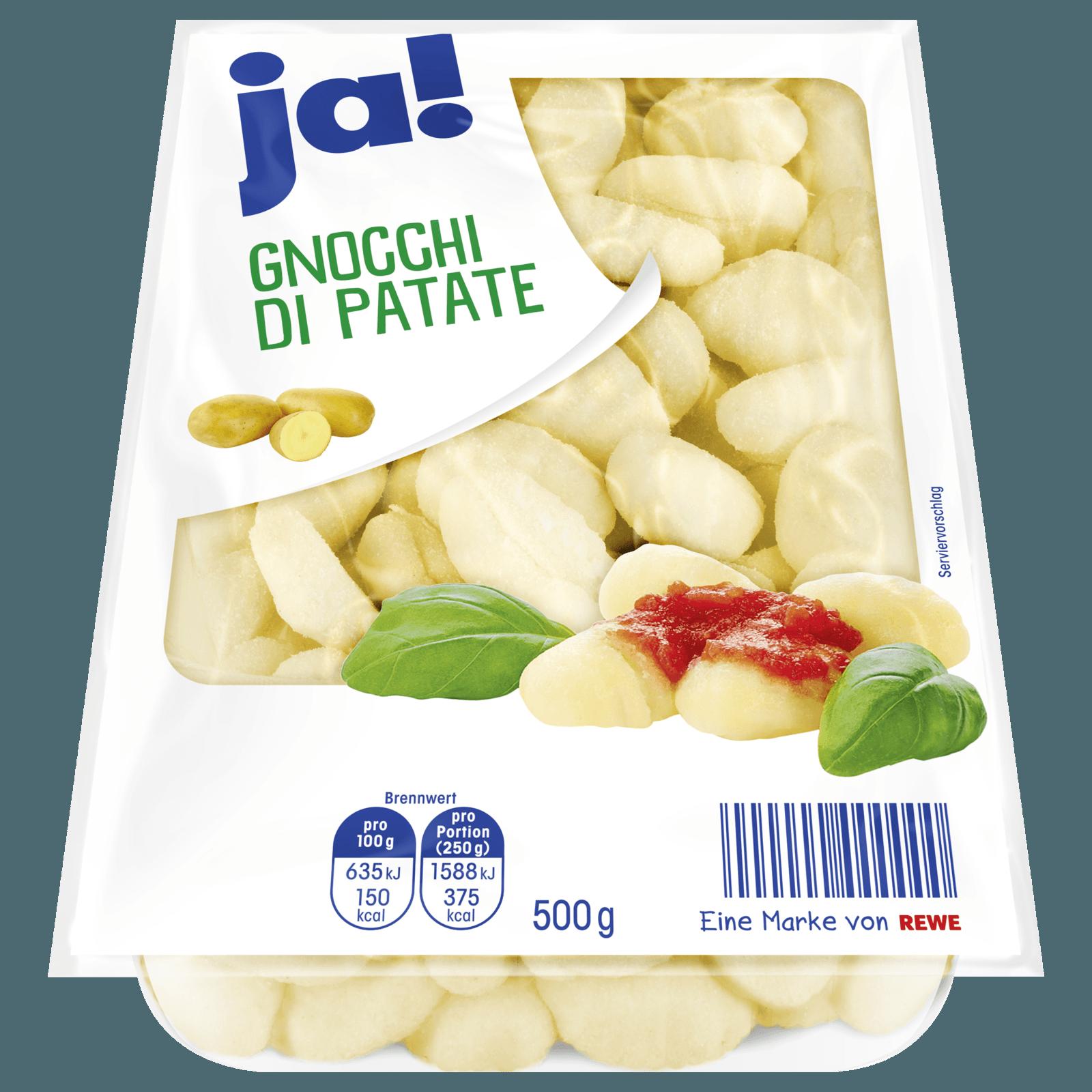 ja! Gnocchi di Patate 500g