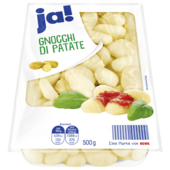 Italienische Klösschen aus Kartoffelpüree und Weizenmehl