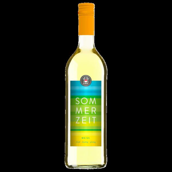 Sommerzeit Weißwein lieblich 0,75l