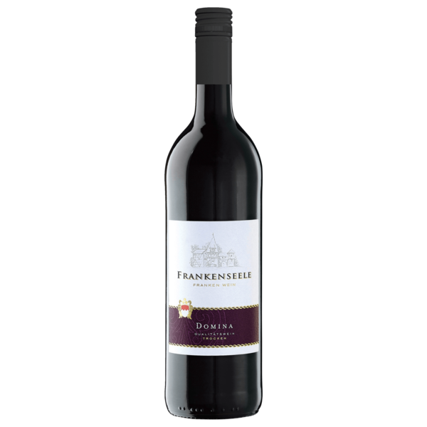 Frankenseele Rotwein Domina trocken 0,75l