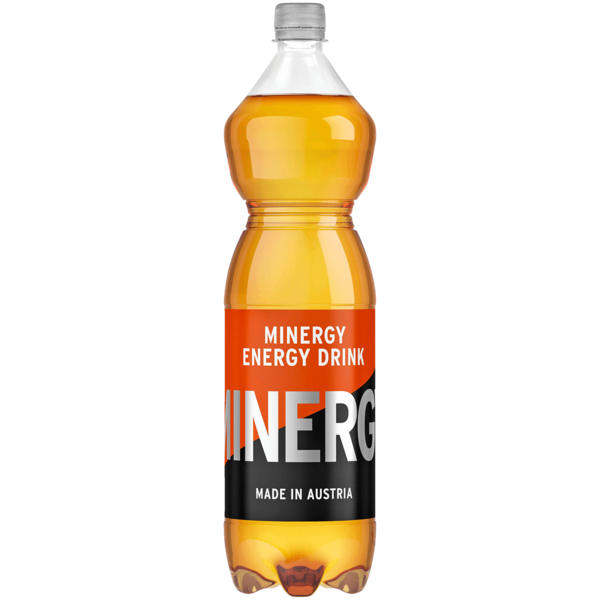 SilberQuelle Minergy Energy Drink 1,5l