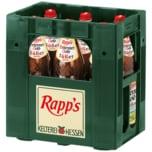 Rapp's Gold Süßer Apfelwein 6x1l
