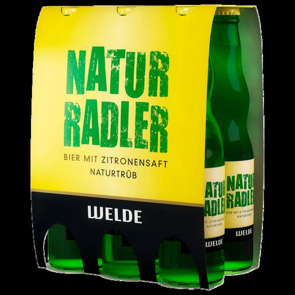 Welde Natur Radler 6x0,5l