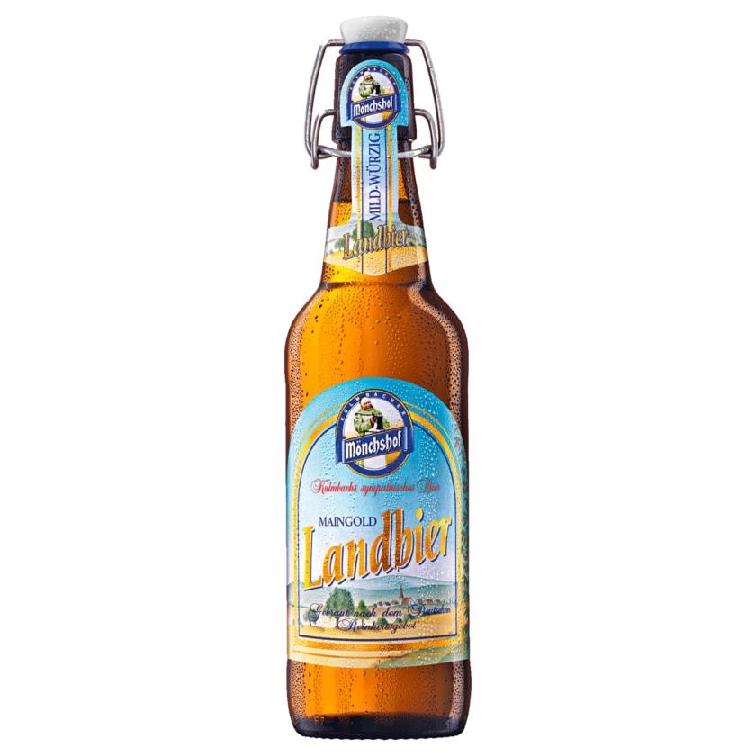Mönchshof Landbier 0,5l