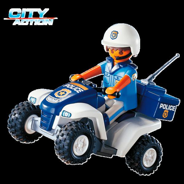 Playmobil Police-Quad 3655 (4+ Jahre)*