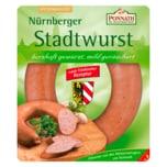 Ponnath Nürnberger Stadtwurst 350g