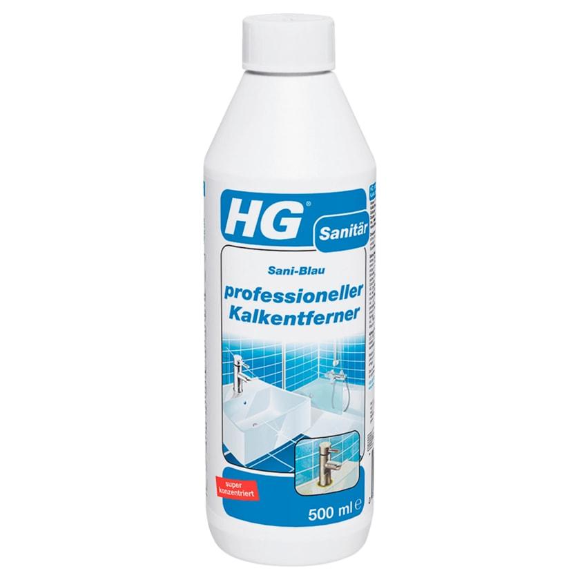 HG Sanitär professioneller Kalkentferner 500ml