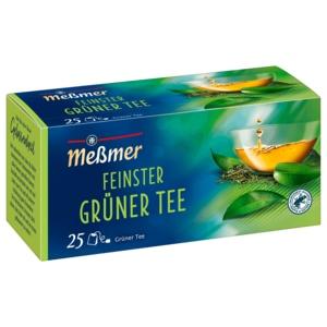 Meßmer Feinster Grüner Tee 44g, 25 Beutel