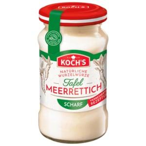 Koch's Tafelmeerrettich scharf 200g