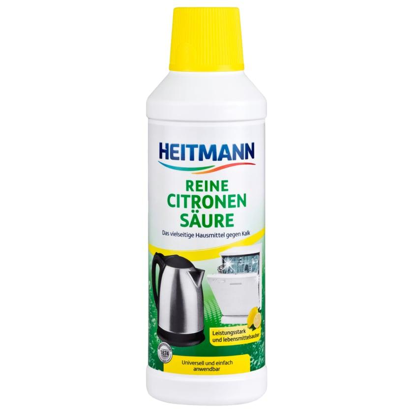 Heitmann Reine Citronensäure 500ml