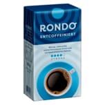 Rondo Melange entcoffeiniert gemahlen mit kandierten Bohnen 500g