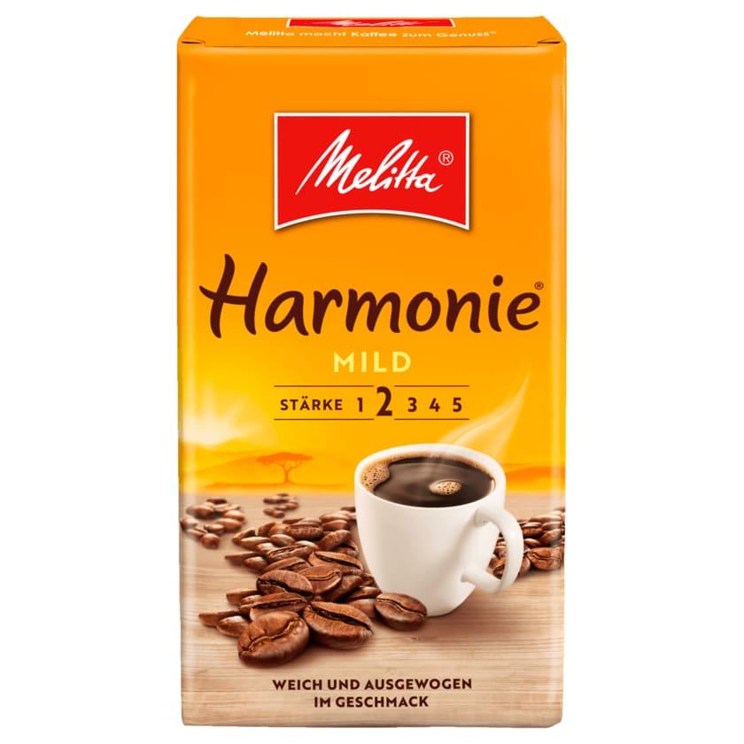 Melitta Harmonie mild 500g