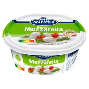 Goldsteig Mozzarella Bambini 125g
