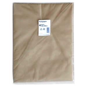 Herlitz Starkes Packpapier 70x100cm 4 Stück