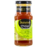 Green Label Sharwoods Mango Chutney 227g