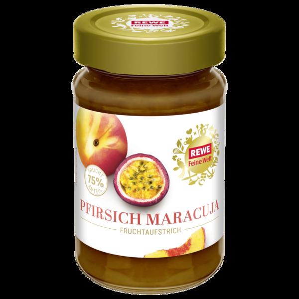 REWE Feine Welt Pfirsich-Maracuja 250g