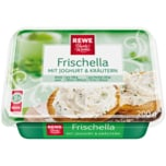 REWE Beste Wahl Frischkäse Frischella Joghurt & Kräuter 200g