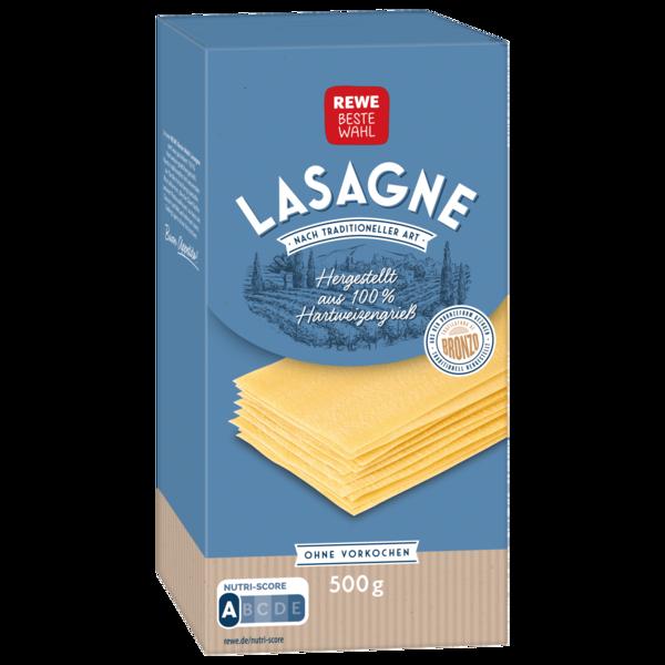 REWE Beste Wahl Original Italienische Lasagne 500g