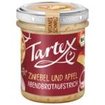 Tartex Bio Veganer Schmalz Topf Zwiebel & Apfel 150g
