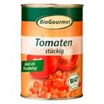 BioGourmet Tomaten stückig bio 400g
