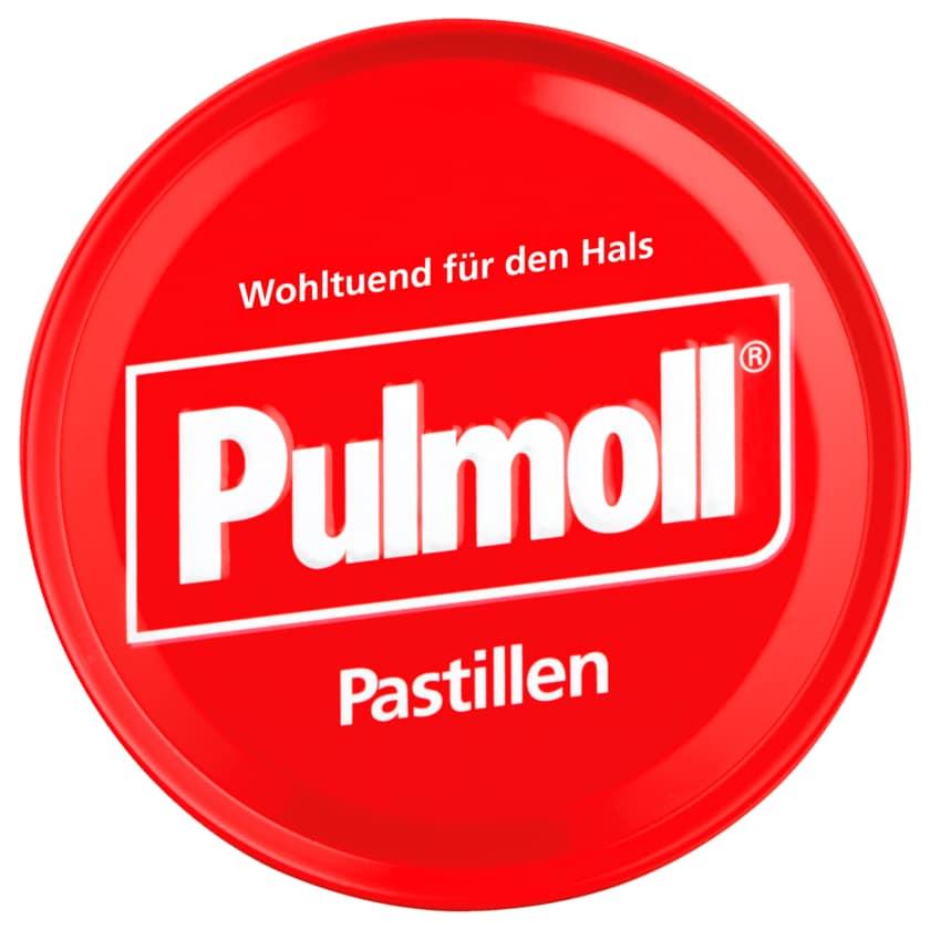 Pulmoll Hustenbonbons Classic rot 75g