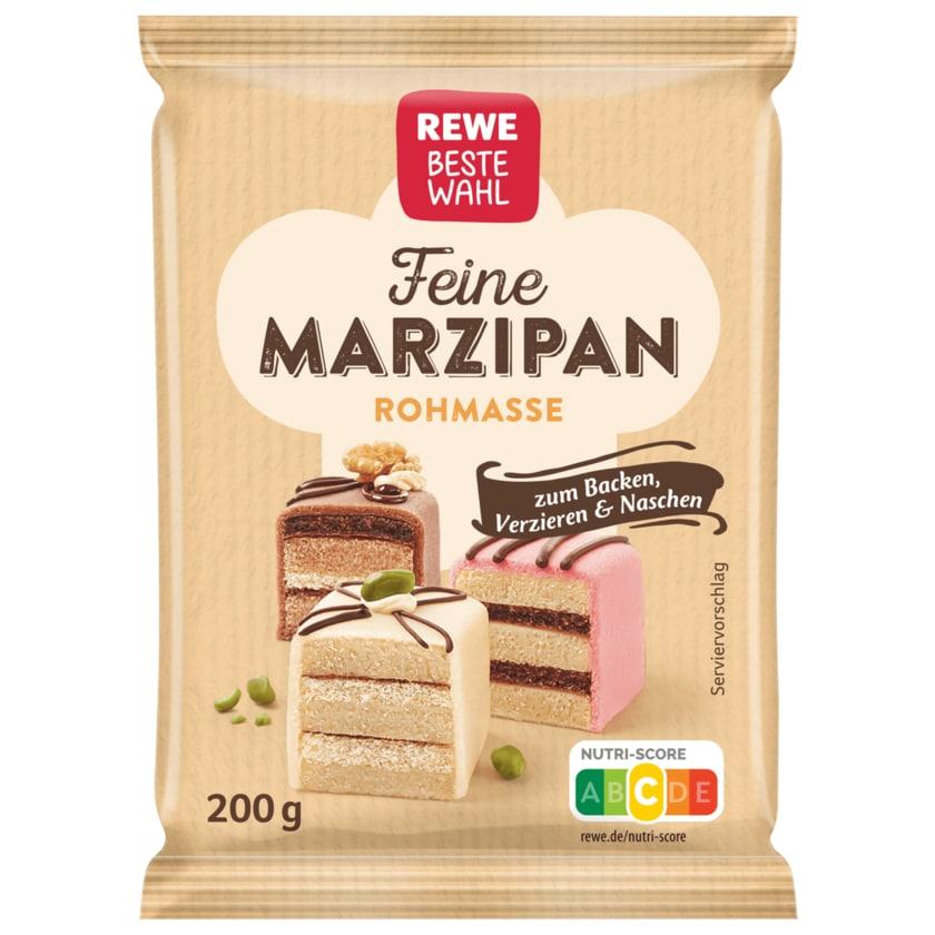 REWE Beste Wahl Feine Marzipan-Rohmasse 200g
