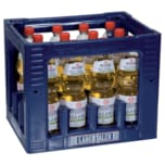 Labertaler Balance Traube-Aprikose-Ingwer Wasser 12x1l PET