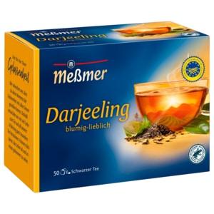 Meßmer Darjeeling 87g, 50 Beutel
