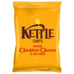 Kettle Chips Mature Cheddar & Red Onion 150g