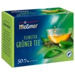 Meßmer Grüner Tee 87g, 50 Beutel