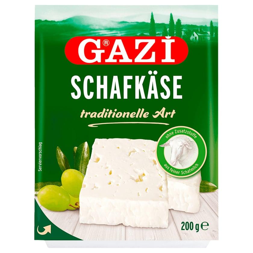Gazi Schafkäse 200g