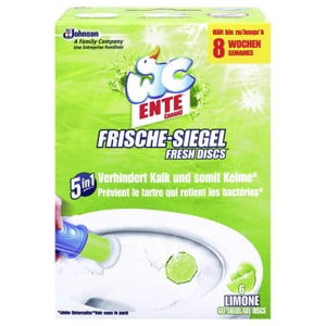 WC-Ente Frische-Siegel 5in1 Original Limone 36ml