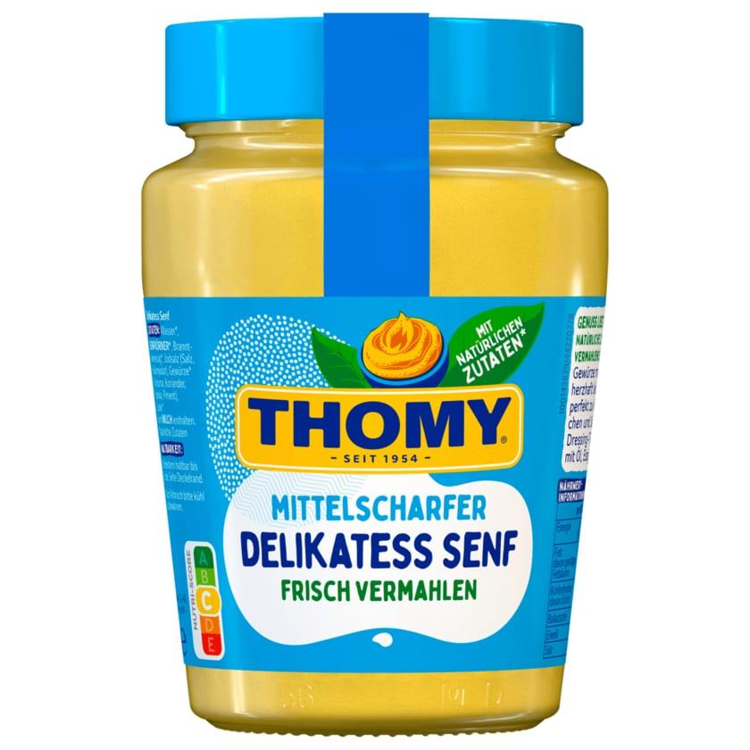 Thomy Delikatess-Senf mittelscharf 250ml
