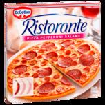 Dr. Oetker Ristorante Pepperoni-Salame 320g