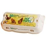 Hof Poppe Eier Bodenhaltung 10 Stück