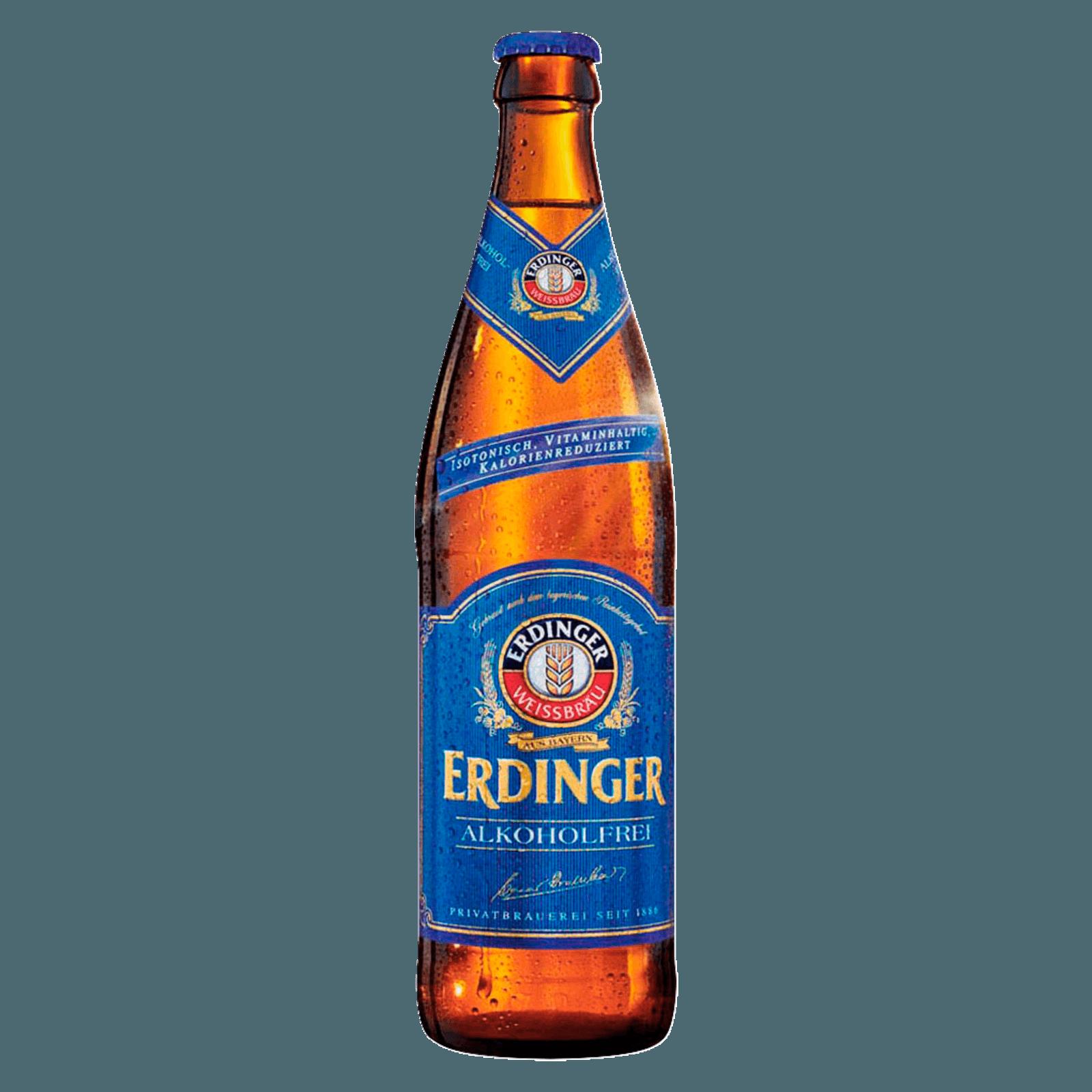 Erdinger Weißbier Alkoholfrei 0,33l