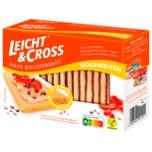 Leicht & Cross Knusperbrot Weizen 125g