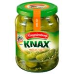 Hengstenberg Knax Gewürzgurken mild-süß 360g