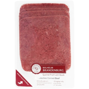 Wilhelm Brandenburg Deutsches Corned Beef 100g