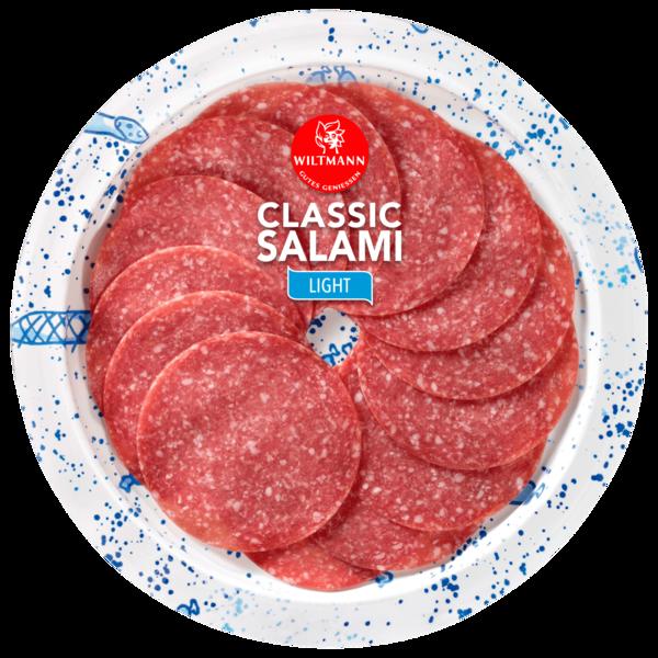 Wiltmann Salami classic light 50g
