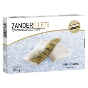 Fish & more Zanderfilets 225g