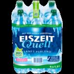 EiszeitQuell Mineralwasser sanft perlend 6x1,5l