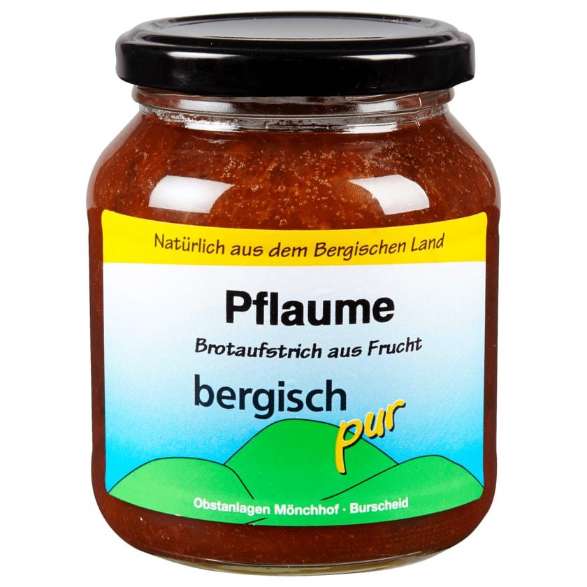 Bergisch pur Fruchtaufstrich Pflaume 420g
