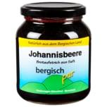 Bergisch pur Fruchtaufstrich Johannisbeere 420g