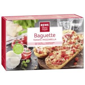 REWE Beste Wahl Baguette Tomate-Mozzarella 250g