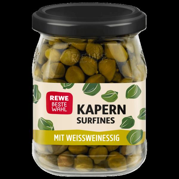 REWE Beste Wahl Kapern Surfines 60g
