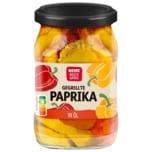 REWE Beste Wahl Paprika rot & gelb 280g
