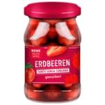 REWE Beste Wahl Erdbeeren Sorte Senga-Sengana 130g