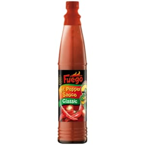 Fuego Hot-Pepper-Sauce 85ml