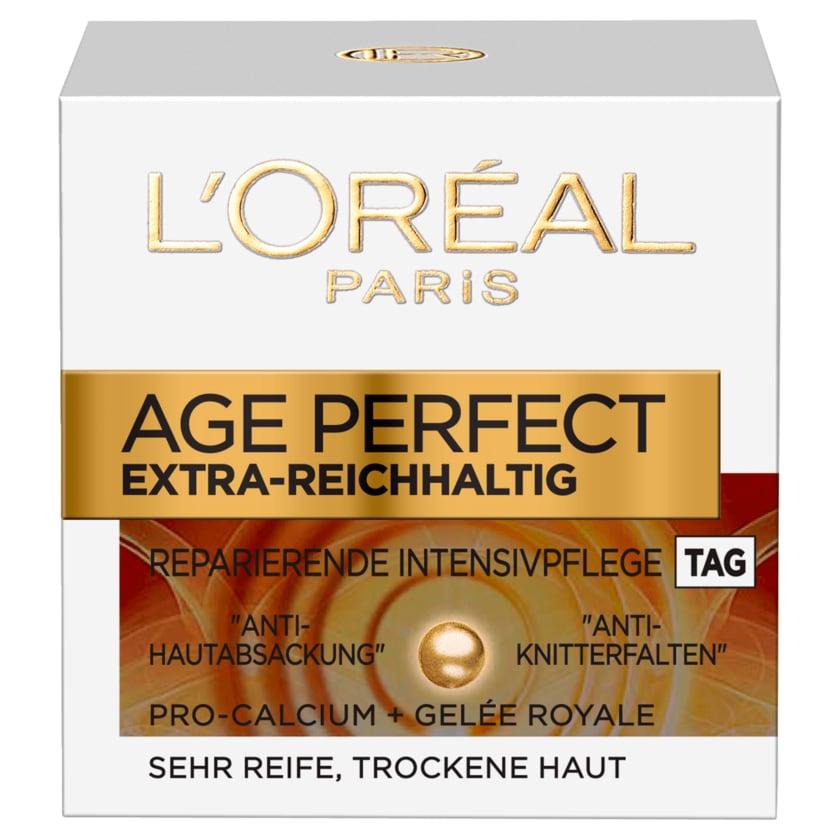 L'Oréal Paris Age Perfect Intensivbalsam Extra-Reichhaltig Tag 50ml